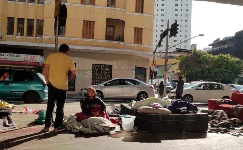 Moradores em situação de rua agora podem ser atendidos pelo SUS