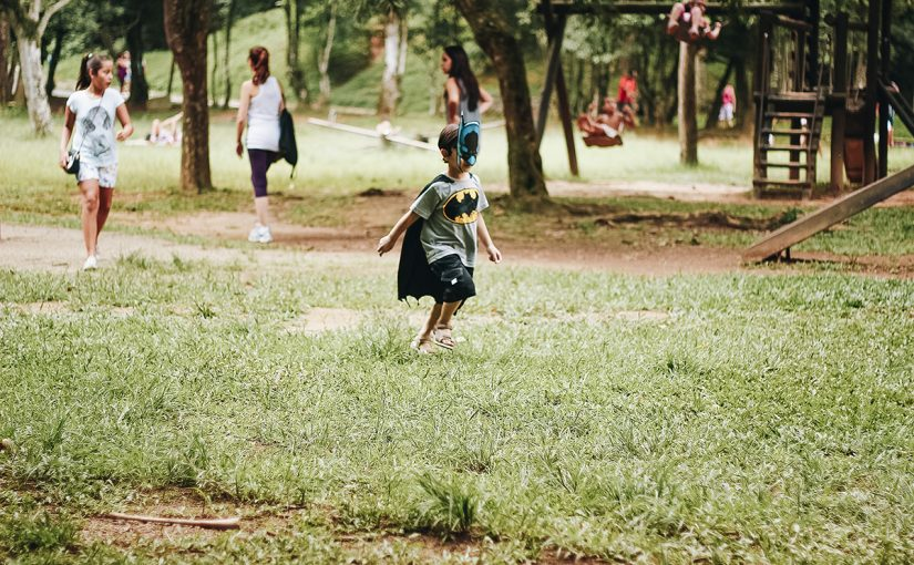 O que os paulistanos pensam sobre a relação entre crianças e a cidade