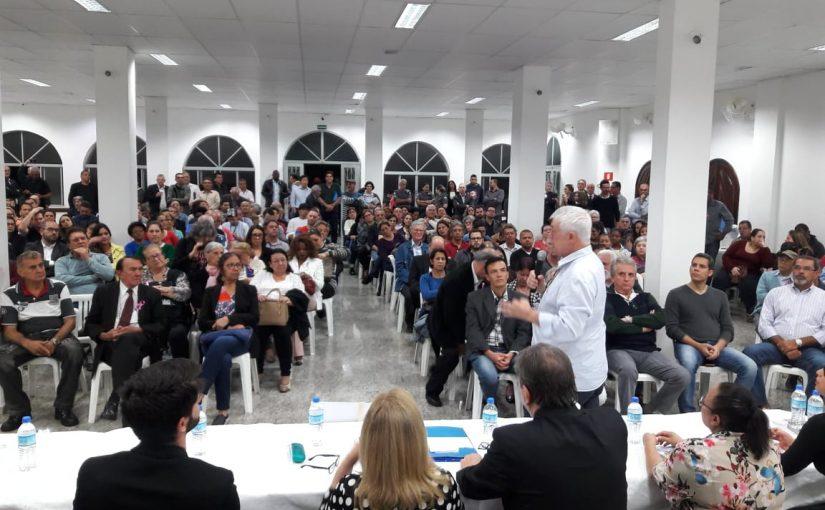 Moradores rejeitam mudança da Cracolândia para a zona norte de SP