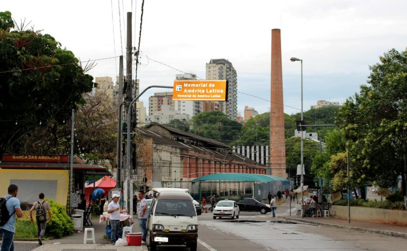 Campeã em nº de cinemas, Barra Funda tem o trânsito mais letal de SP
