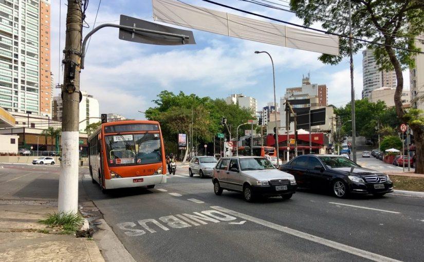Zona oeste tem o menor número de ônibus com ar-condicionado em SP