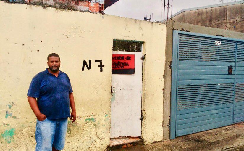 Casas com números iguais confunde entregadores no Itaim Paulista