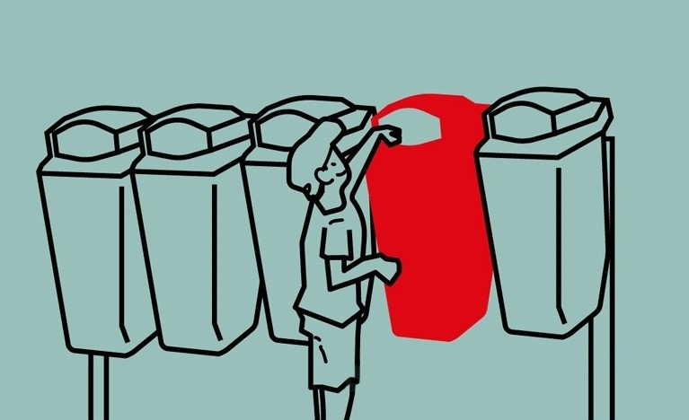 7 em cada 10 ruas de SP têm coleta seletiva, mas só 7% do lixo é reciclado