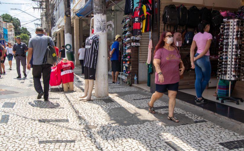 Subprefeituras avisam lojistas sobre fechamento do comércio