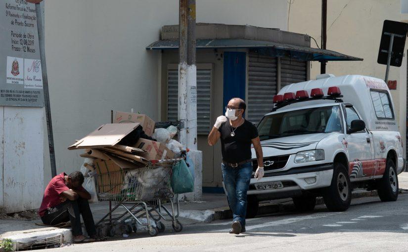 Prefeitura de São Paulo anuncia auxílio para catadores de recicláveis