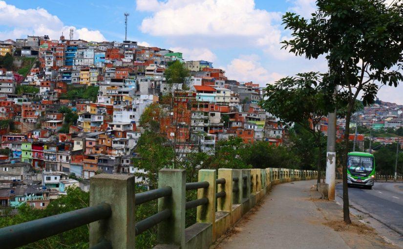 Periferias de São Paulo continuam a liderar número de mortes por covid-19