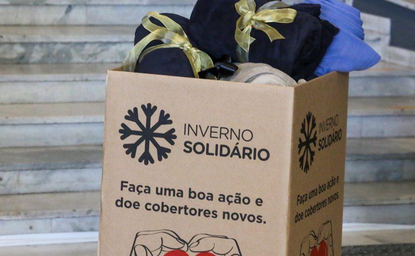 Devido à covid-19, campanha do agasalho em SP arrecadará apenas cobertores