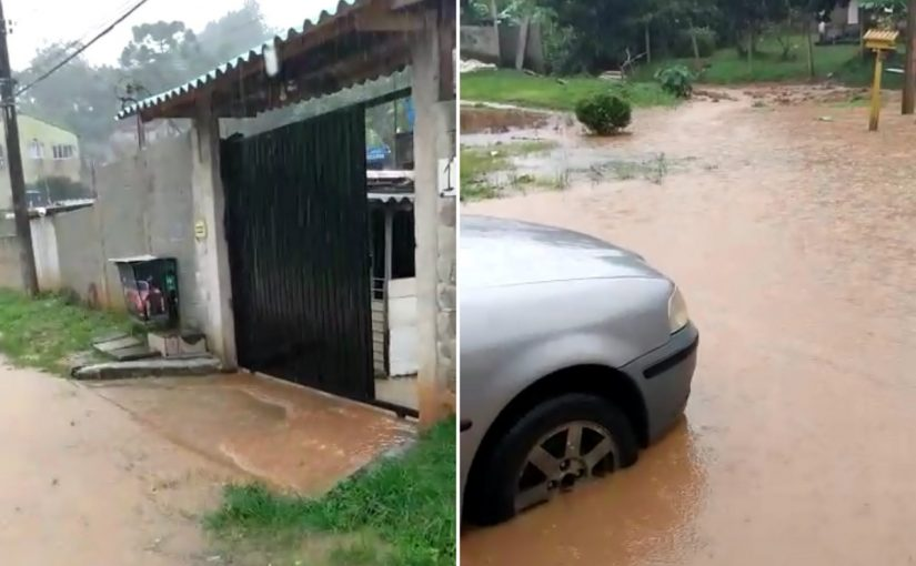 Córrego transborda em dias de chuva e afeta casas em bairro de Parelheiros