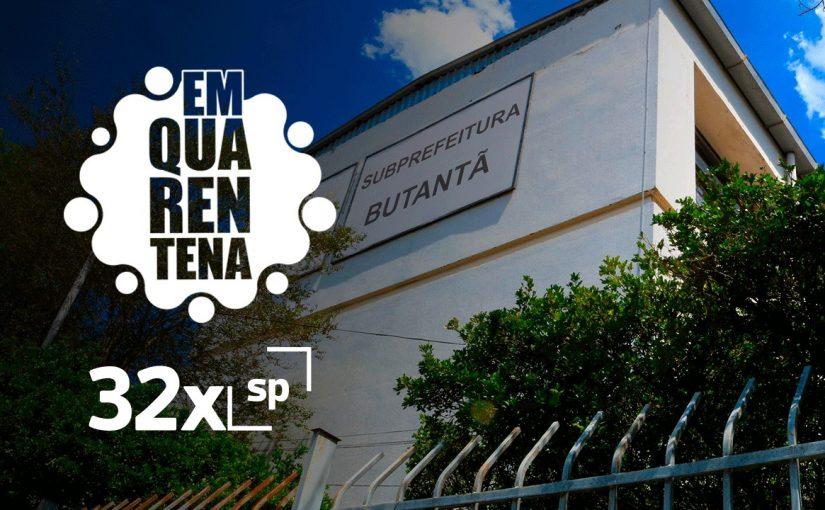 Em Quarentena: ouça o podcast do 32xSP e da Agência Mural sobre a pandemia