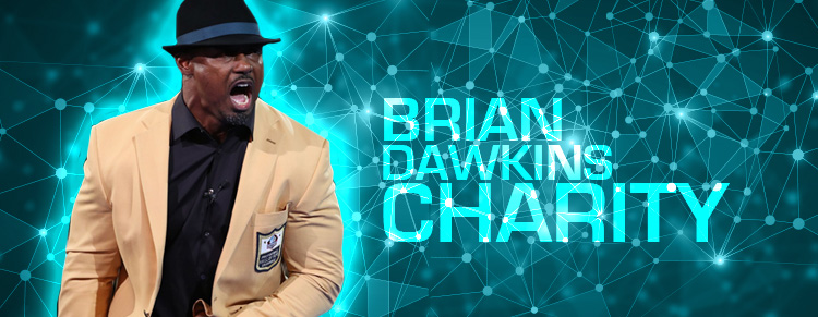 Brian Dawkins Charity