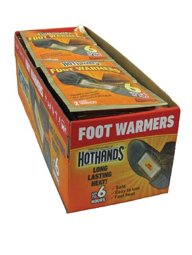 Foot Warmers ORIGINALLY $52