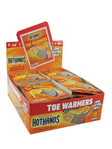 Toe Warmers