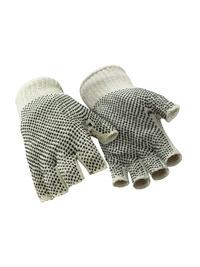 Fingerless Dot Grip Glove