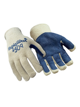 Palm-Coated Terry Grip Glove