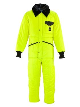 HiVis Iron-Tuff Coveralls