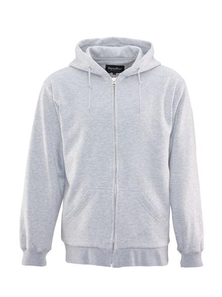 Thermal Lined Sweatshirt Grey ORIGINALLY $78