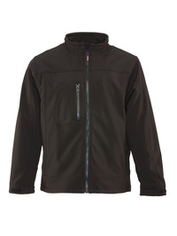 Water-Repellent Softshell Jacket