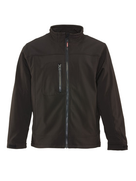 Water-Resistant Softshell Jacket