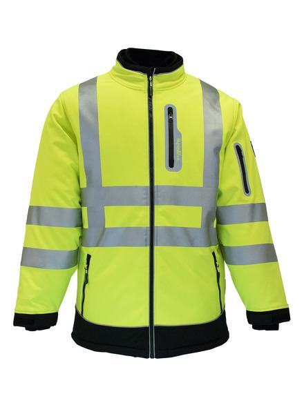 HiVis Extreme Softshell Jacket