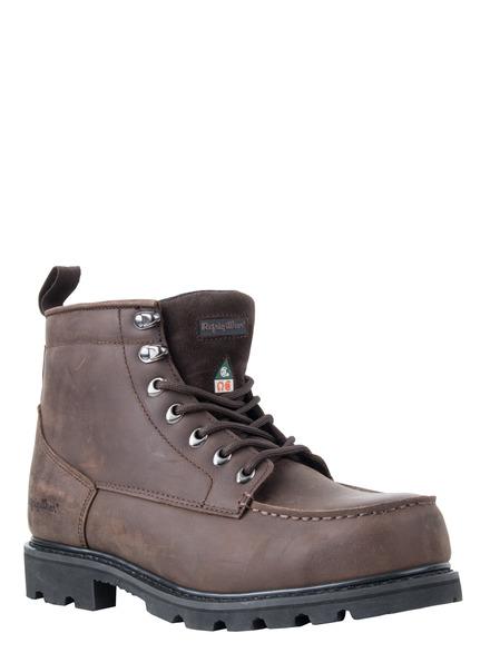 Moc-Toe Leather Boot ORIGINALLY $165
