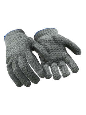 Poly Honeycomb Grip Glove