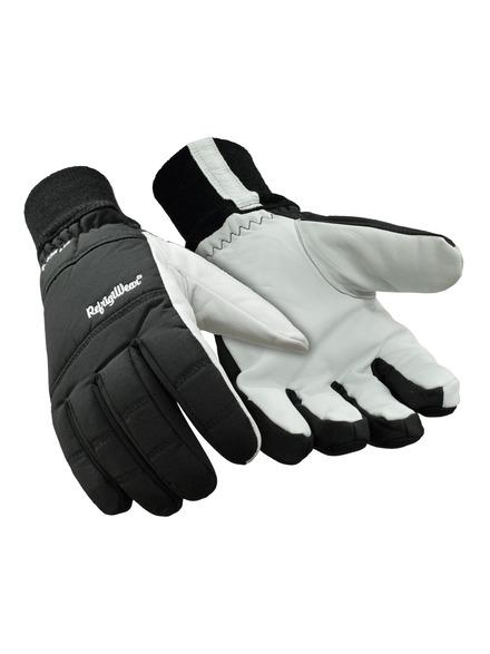 Nylon & Goatskin Glove