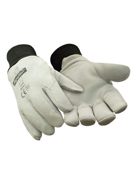Cowhide Freezer Glove