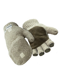 Premium Wool Convertible Mitt