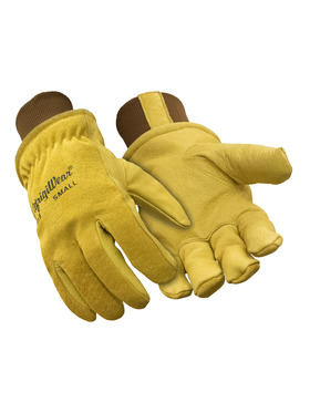 Insulated Goatskin Leather Glove