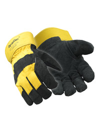 Cowhide & Canvas Insulated Glove