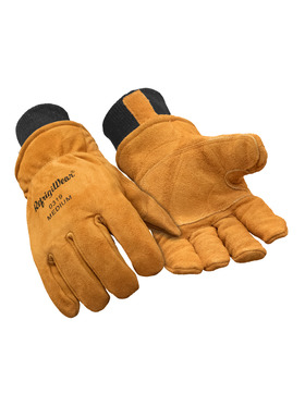 Insulated Cowhide Leather Glove