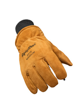 Insulated Cowhide Leather Glove with Key-Rite Nib