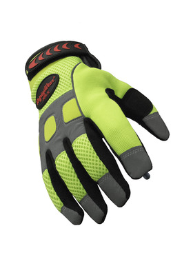 Insulated HiVis Super Grip Glove with Key-Rite Nib