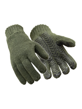 Insulated Wool Grip Glove
