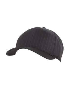 Pinstripe Ball Cap