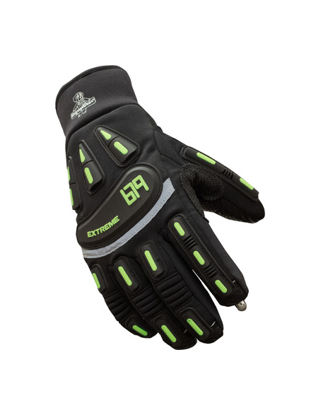 Extreme Freezer Glove with Touch-Rite Nib