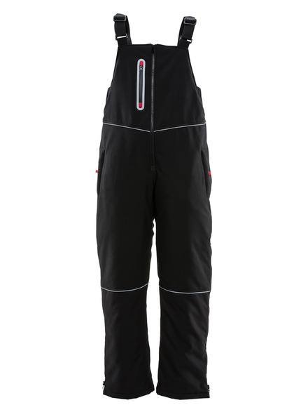 Women's Insulated Softshell Bib Overalls