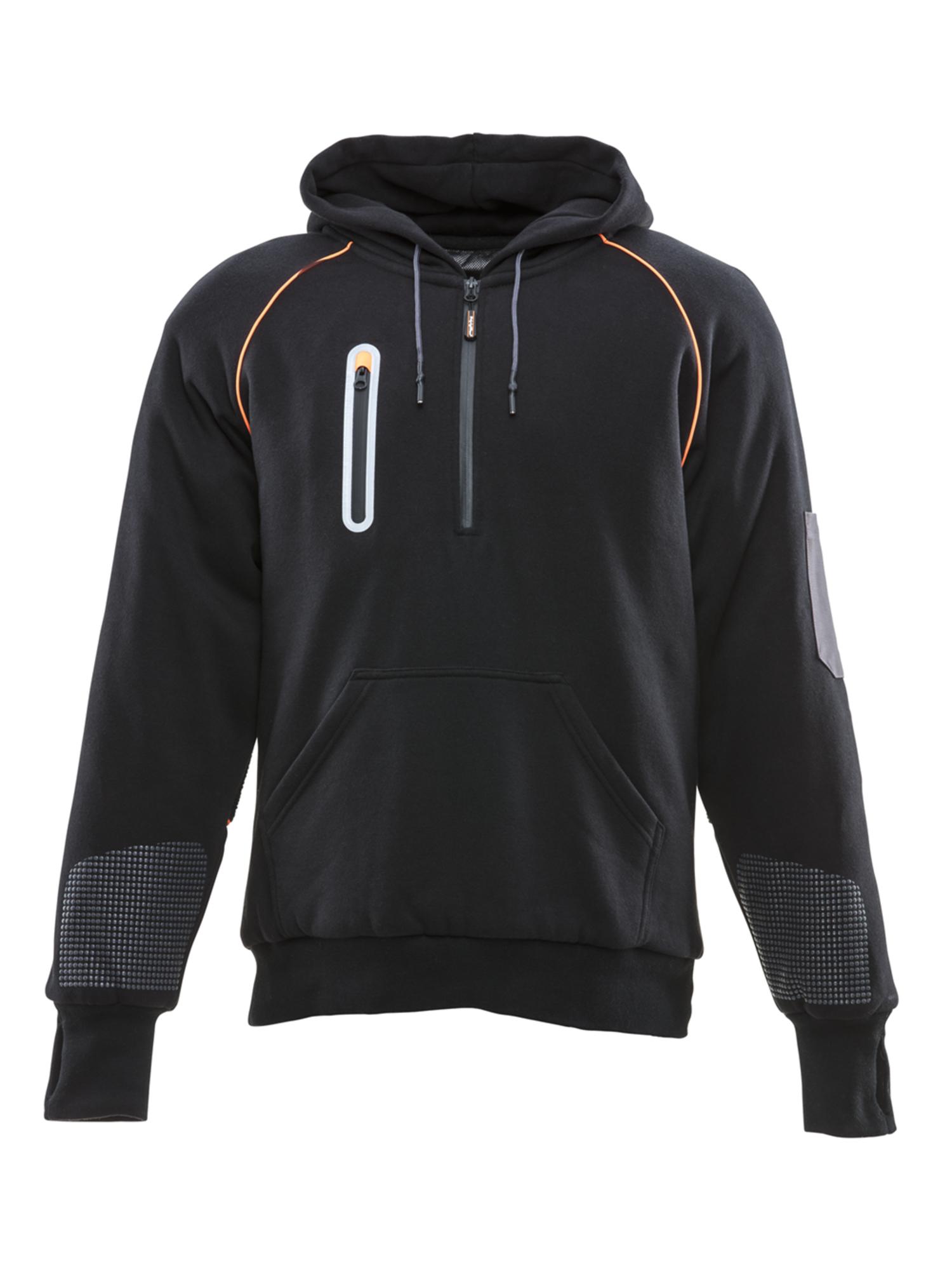 9cbee066e Sweatshirts for Men - Fleece Lined Work Jackets & Hoodies|RefrigiWear