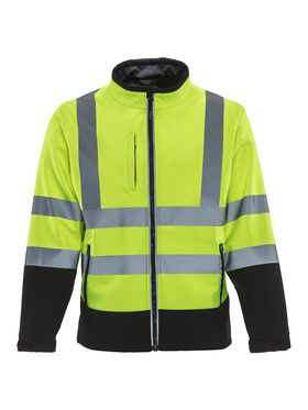 HiVis Softshell Jacket