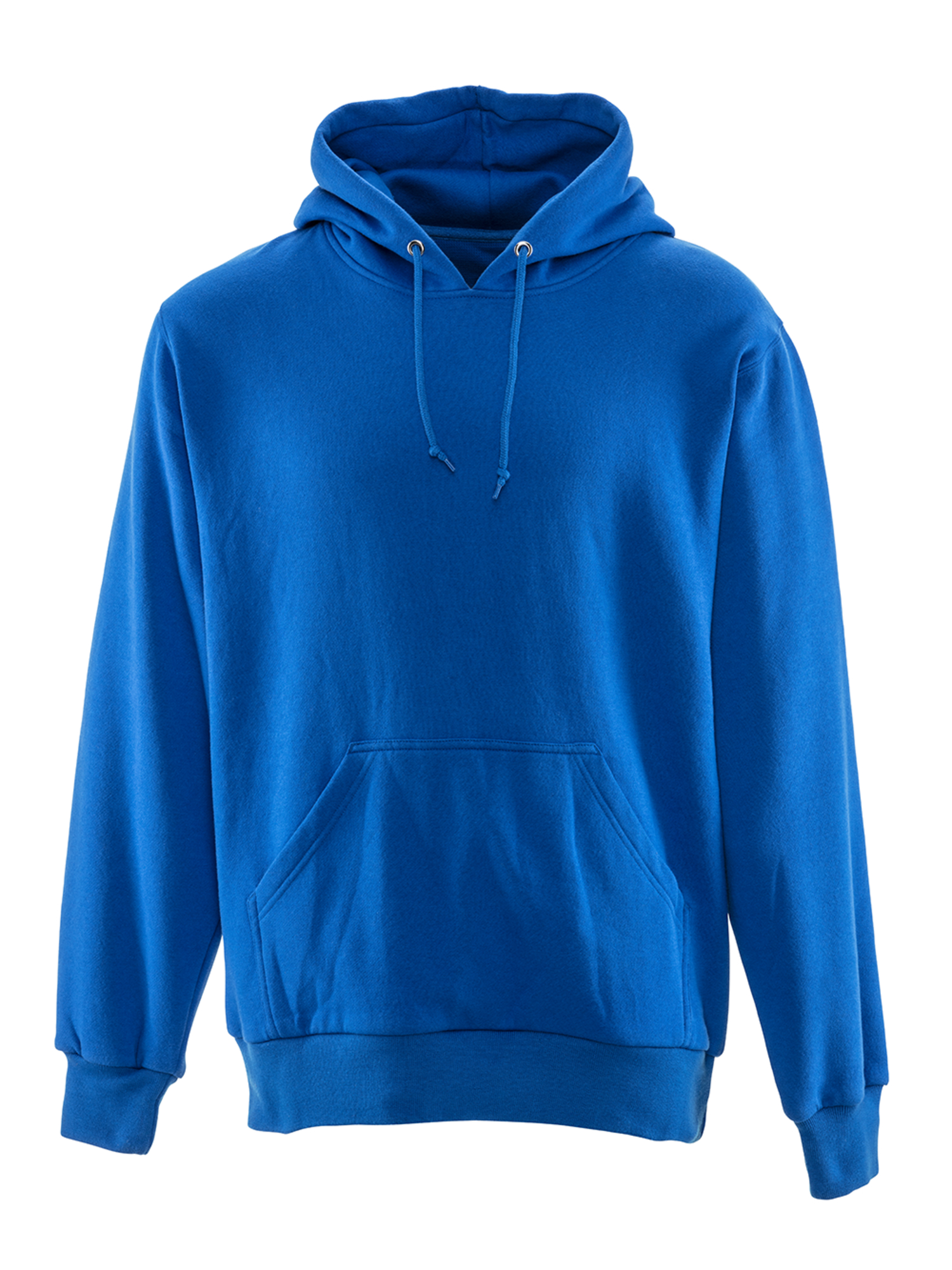 RefrigiWear™ Thermal Lined Hoodie | Royal/Blue | Medium | Regular | Polyester/Fabric/Cotton
