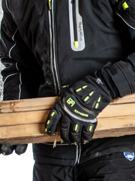 Extreme Freezer Gloves