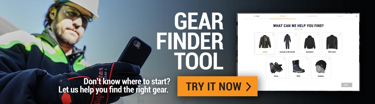 Try the Gear Finder Now