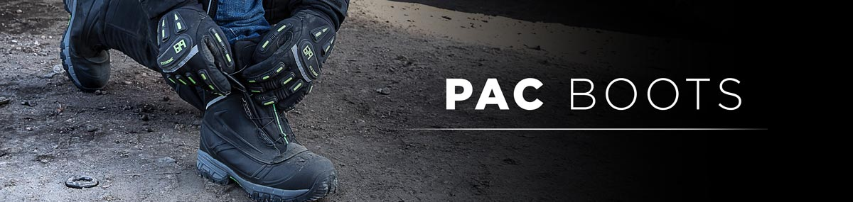 Insulated Pac Boots and Liners - Maximum Protection