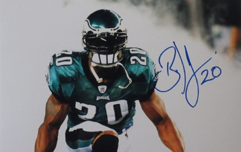 Brian Dawkins | Eagles | Memorabilia and Signed Collectibles