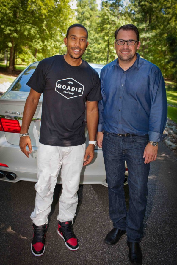 Roadie and Ludacris team up for new partnership