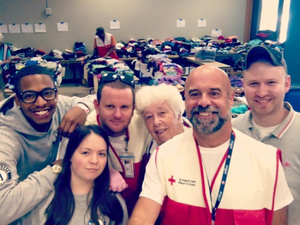 Roadie American Red Cross