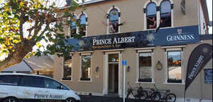 The Prince Albert Backpackers