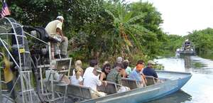 Everglades Private Airboat Tours
