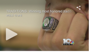 Roanoke Catholic football winning traditions on WSLS