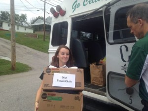 Roanoke Catholic students help homeless Roanoke Times